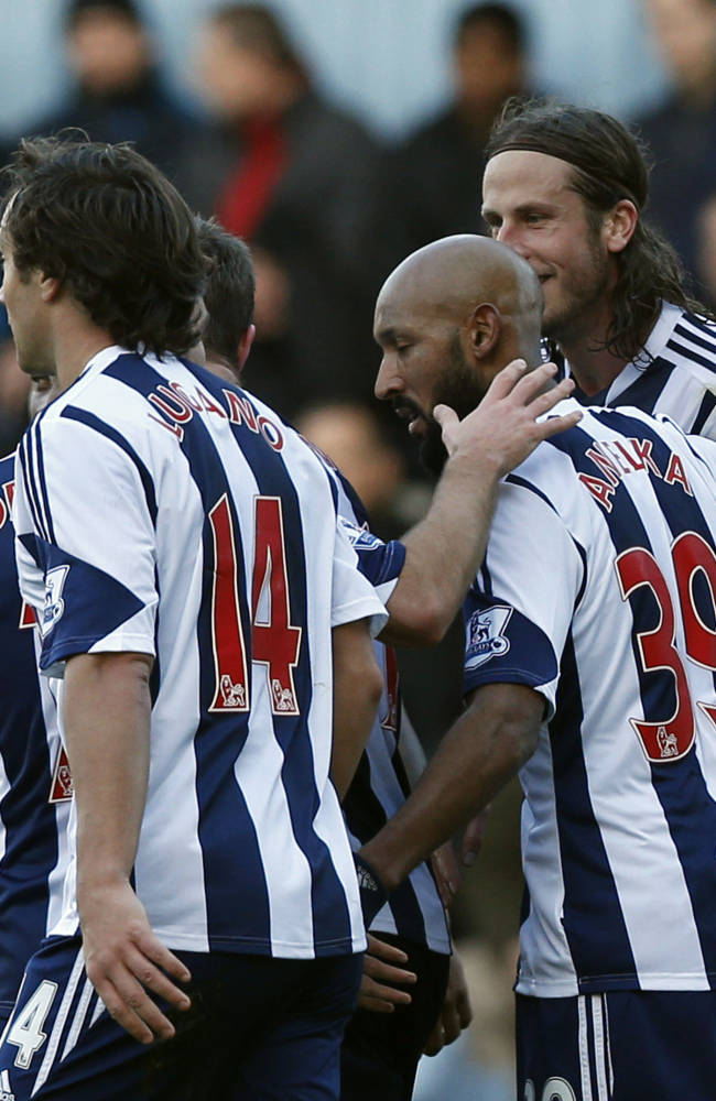 Anelka to refrain from using controversial gesture