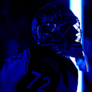 Columbus Blue Jackets' goalie Sergei Bobrovsky, of Russia, is silhouetted as he stands in front of his net before an NHL hockey game against the Vancouver Canucks in Vancouver, British Columbia, Friday, Nov. 22, 2013 The Associated Press