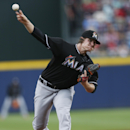 Jones lifts Marlins past Braves 3-1 in 10 The Associated Press
