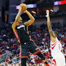 Miami Heat v Houston Rockets Getty Images