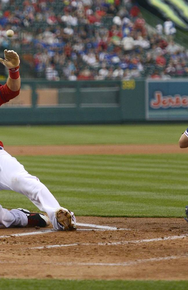Trout homers in Angels' 6-2 win over Dodgers