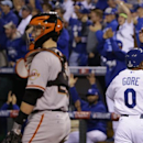Royals open 7-2 lead over Giants in Game 2 The Associated Press