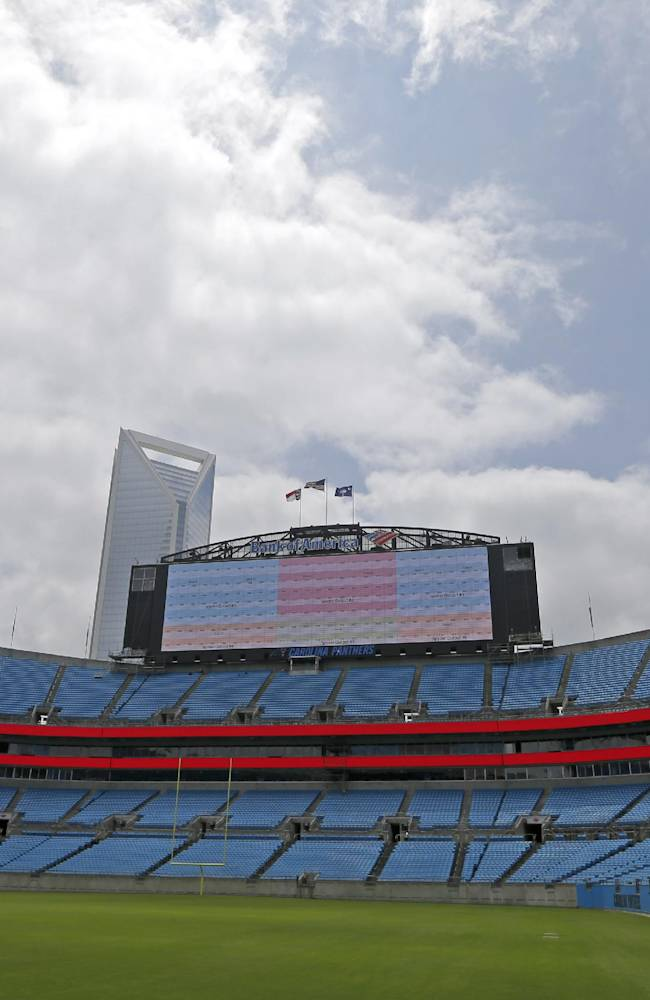 Phase 1 of Panthers stadium renovation almost done