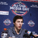 Nugent-Hopkins, Forsberg picked last in NHL All-Star Draft The Associated Press