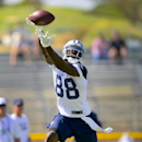 Bryant undoubtedly tops Dallas receiver group now The Associated Press