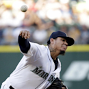 Hernandez outpitches Bumgarner as Mariners beat Giants 2-0 The Associated Press