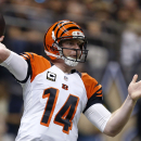 Bengals take convincing 27-10 win over Saints The Associated Press