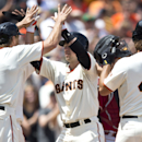 Arizona Diamondbacks v San Francisco Giants Getty Images