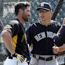 Rogers strong in Yankees' 2-1 win against Pirates The Associated Press