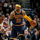 Cavaliers will face Pacers without James, Irving The Associated Press