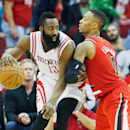 Harden's 44 lead Rockets over Blazers, 110-95 The Associated Press