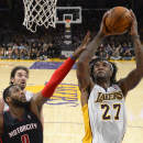 Jordan Hill leads Lakers past Pistons 114-99 The Associated Press