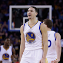 Thompson's record 3rd quarter leads Warriors past Kings The Associated Press