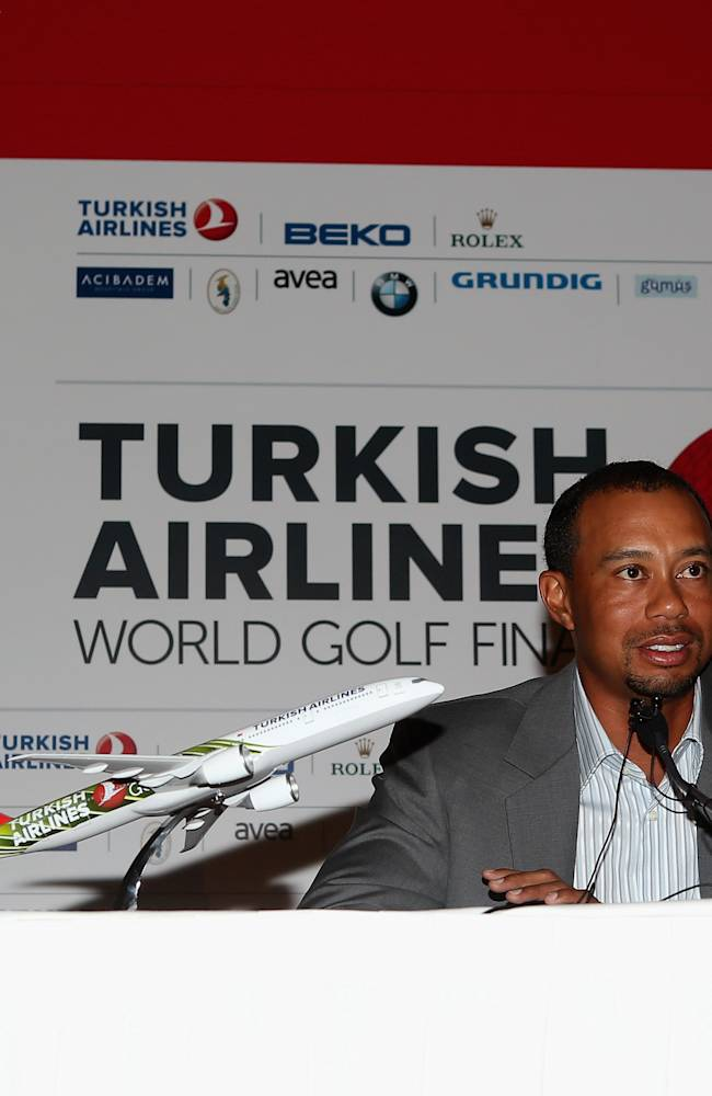 Turkish Airlines World Golf Final - Previews