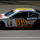 Dale Jr. frustrated with practice performance