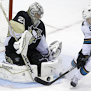 Kunitz scores 2, powers Penguins past Sharks 5-1 The Associated Press