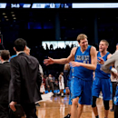 Dirk moves up NBA scoring list, Mavs beat Nets 96-88 in OT The Associated Press