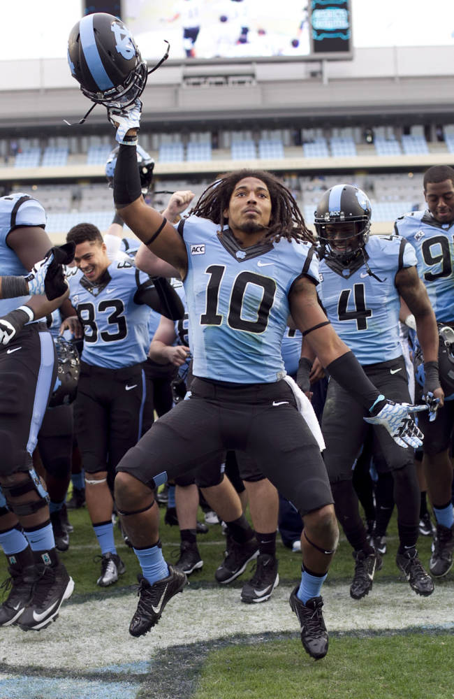 Tar Heels finally showing some defensive growth