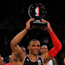 Westbrook has 41, West edges East in NBA All-Star Game The Associated Press
