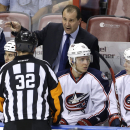Blue Jackets don't mind all those who doubt them The Associated Press