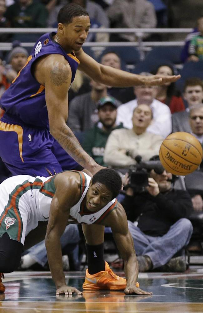 Nowhere to go but up for NBA-worst Bucks