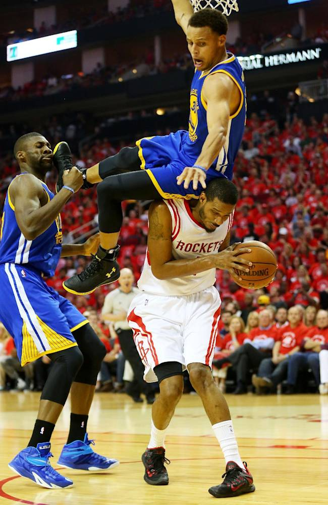 Curry 'ready to go' for Game 5 after frightening fall