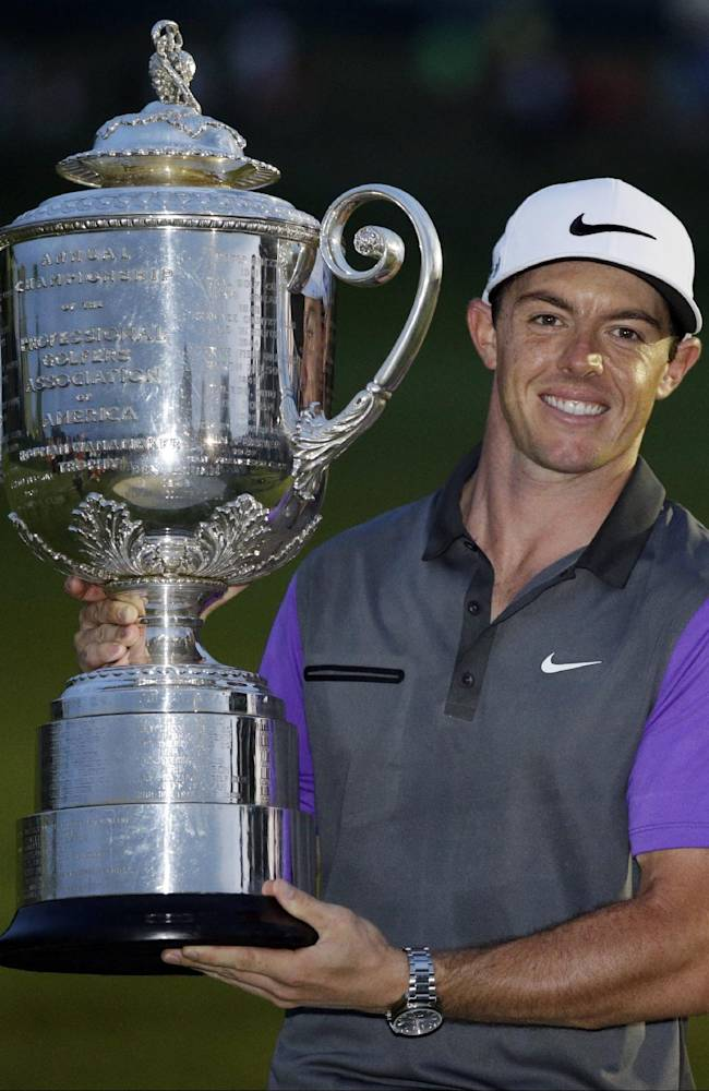 Boy Wonder joins exclusive club with PGA victory