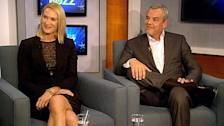 Kelly Lynch and Danny Huston Talk Mob, Sex and Crime in the 'Magic City'