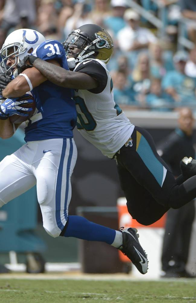 5 things to know about Colts' 37-3 win at Jaguars