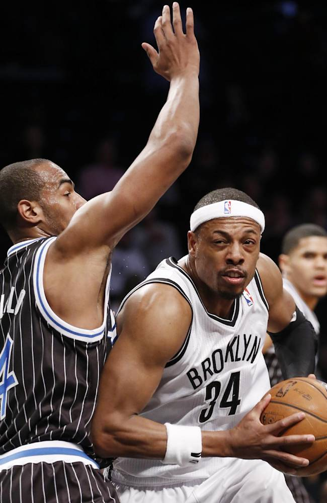 Blatche leads Nets to 8th win in 9 games