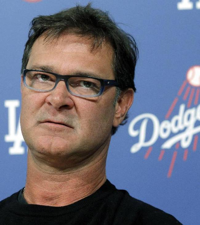 Mattingly unsure about future with Dodgers