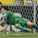 Buffon: We honored our place in the game