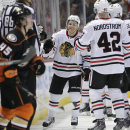 Kane's 5th goal in 7 games helps Blackhawks win The Associated Press