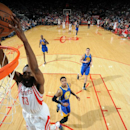 Harden scores 34, Rockets beat Warriors 105-83 The Associated Press
