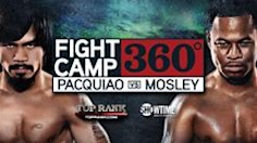 Fight Camp 360: Mosley and The NY Knicks