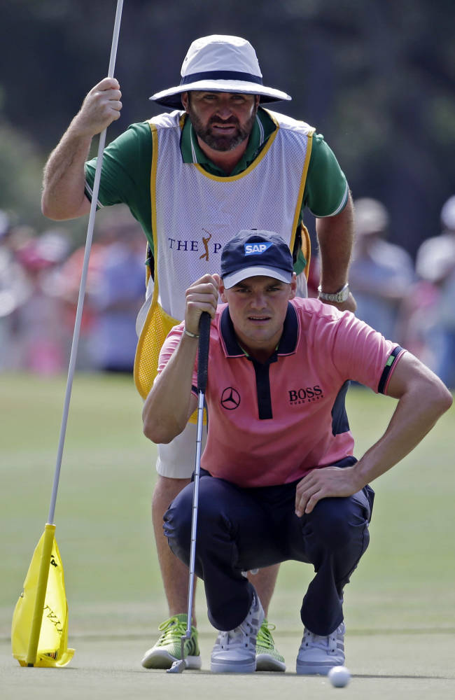 Winner Kaymer pays tribute to his coach