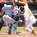 Tampa Bay Rays v Baltimore Orioles Getty Images