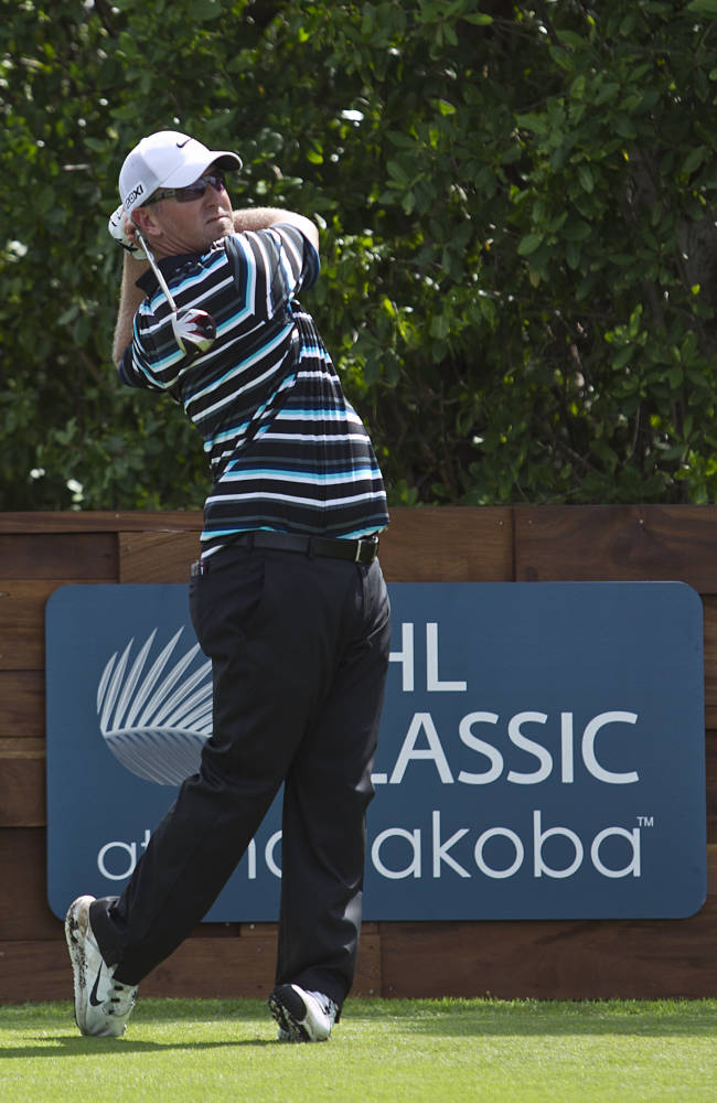 Karlsson, Stadler share lead in OHL Classic