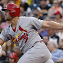 Holliday, Wong power Cardinals to 8-5 win over Pirates The Associated Press