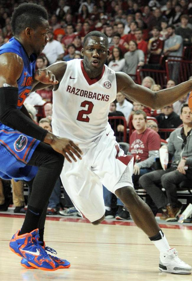 Arkansas hopes to snap skid vs. No. 13 Kentucky