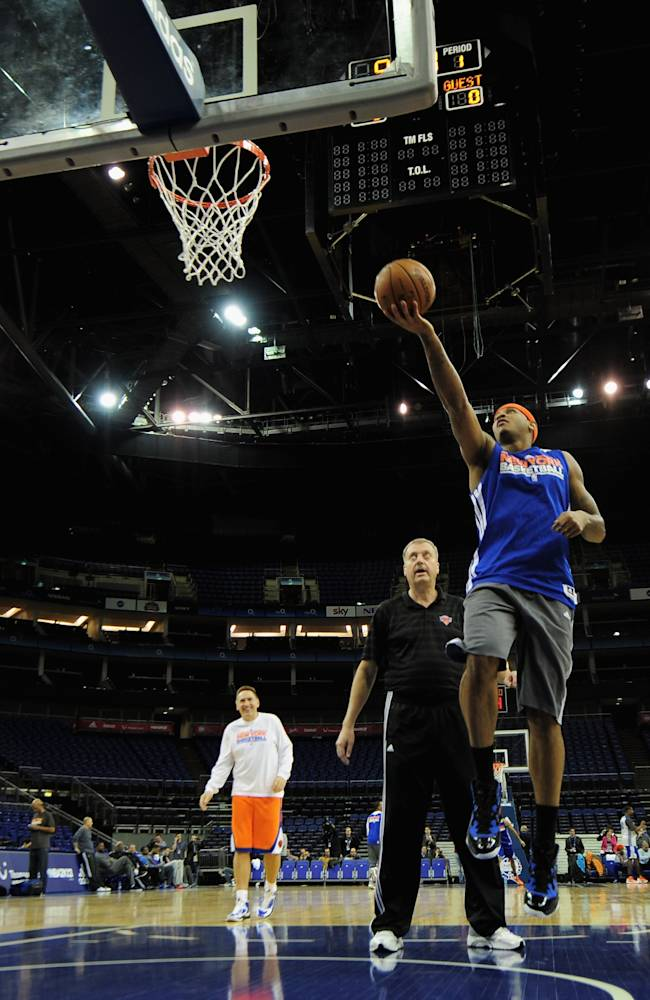 New York Knicks v Detroit Pistons - Previews