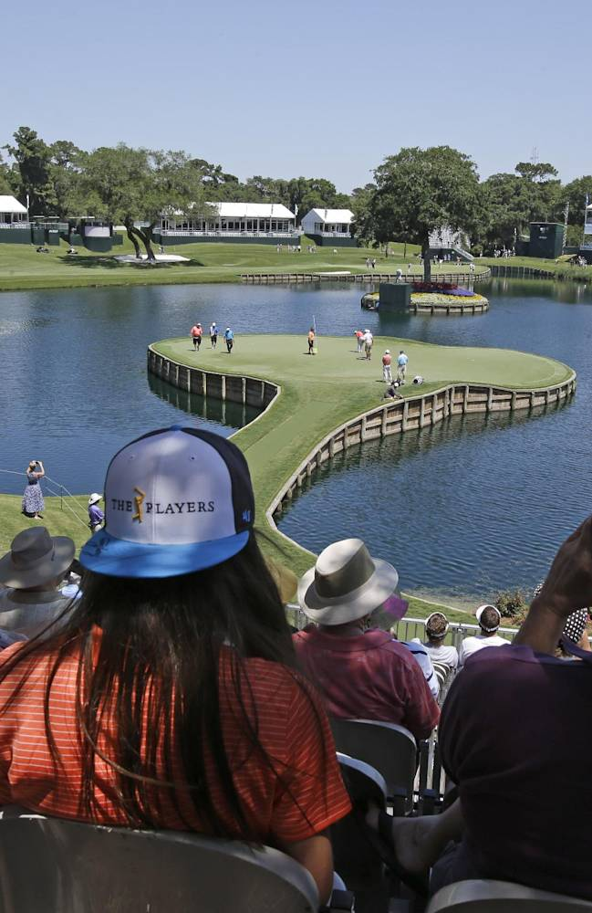 TPC Sawgrass tries to get 3 closed greens right