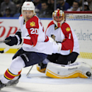 Panthers' Luongo gets 67th shutout, 1-0 vs Sabres The Associated Press