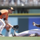 McCutchen hitless, Pearce homers; Orioles down Pirates 9-2 The Associated Press