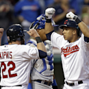Indians slip past Royals 4-3 The Associated Press