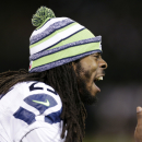 Sometimes even Richard Sherman needs an escape The Associated Press