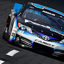 Denny Hamlin sets qualifying record