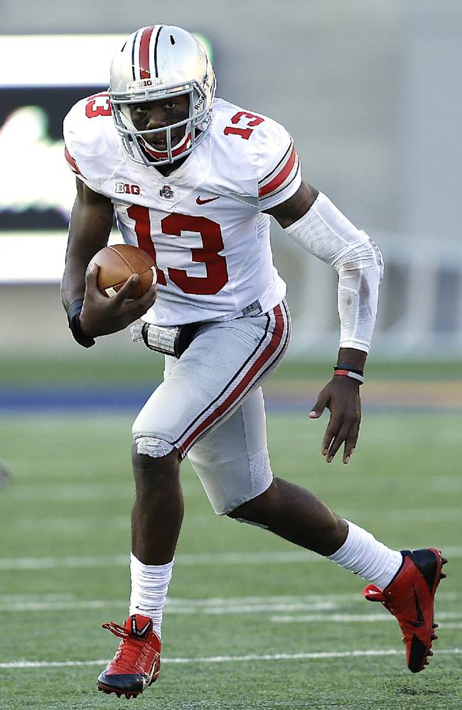 Ohio State offense rolls without stars