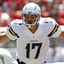 Expectations high again for Rivers, Chargers The Associated Press