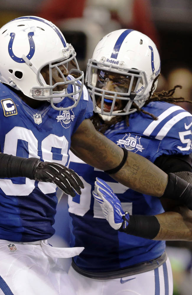 Colts defense faces big challenge against Chiefs